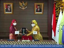 12 Rektor Perempuan di Indonesia Maknai Spirit Kartini Lewat Pendidikan