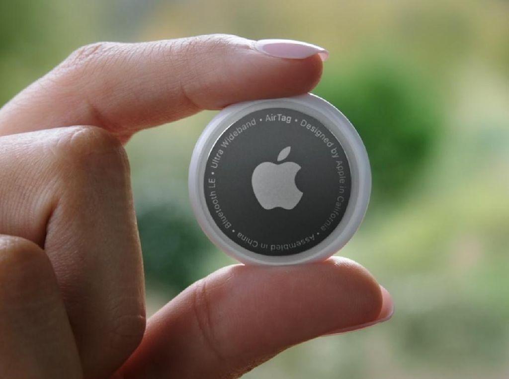 Belum Satu Bulan AirTag Apple Sudah Diretas