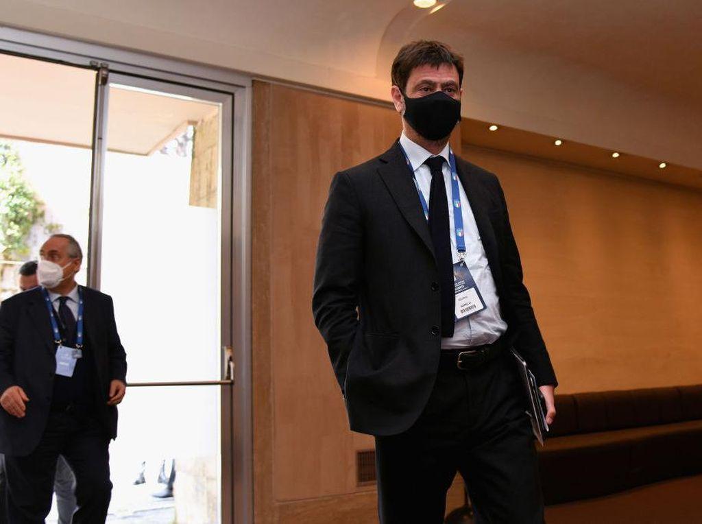 Bos Juventus: European Super League Gagal Digelar!