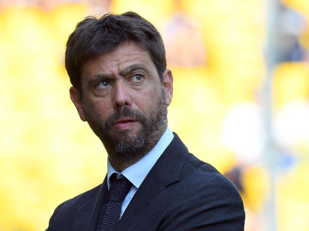 Bos Juventus Ungkap Alasan European Super League Dibutuhkan