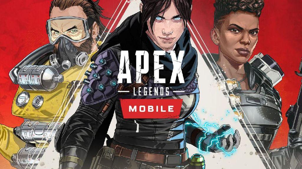 Belum Dapat Akses Apex Legends Mobile, Yuk Intip Preview-nya