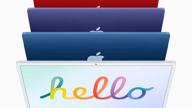 Apple luncurkan iMac 2021