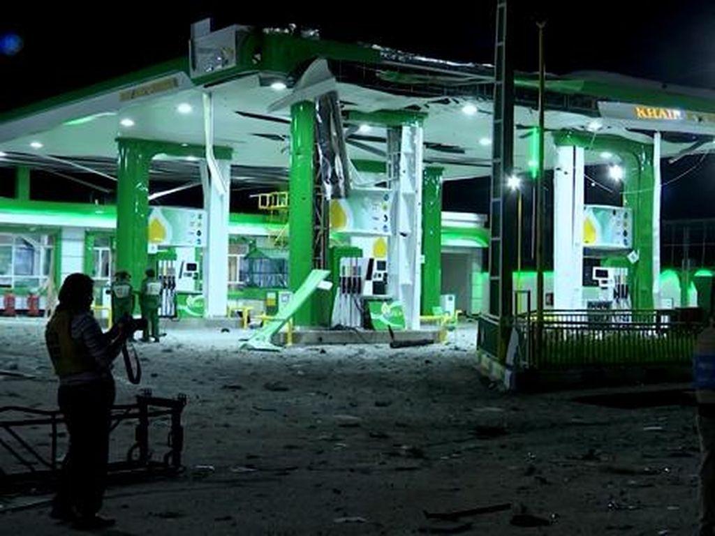 Bom Meledak di Kabul Afganistan, 5 Orang Terluka