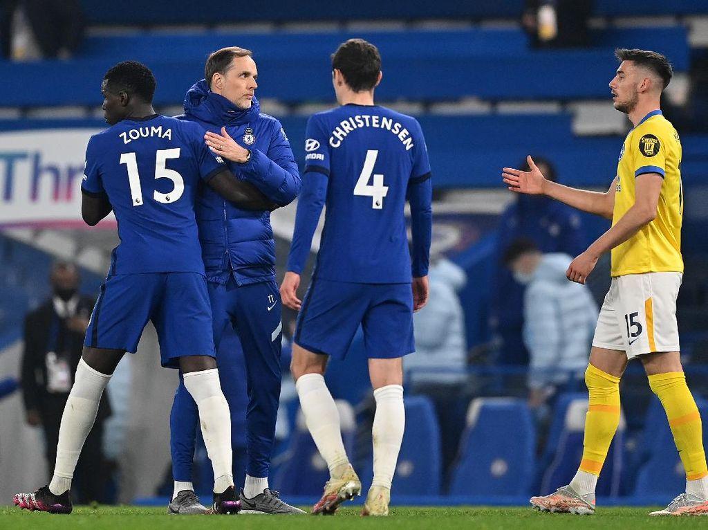 Seri Lawan Brighton, Chelsea Terganggu Heboh European Super League?