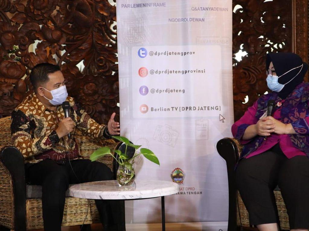 Peringati Hari Kartini, DPRD Jateng Buka Dialog tentang Persoalan Gender