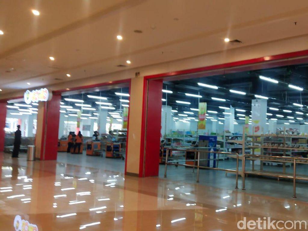 Supermarket Milik Tommy Soeharto di Cibubur Pindah ke Mal