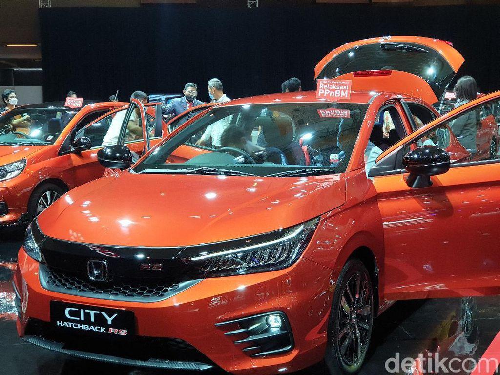 Daftar Mobil Bebas PPnBM yang Bisa Dibeli di IIMS 2021
