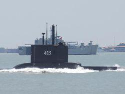 KRI Nanggala-402, Kapal Selam Hilang Pertama di Indonesia