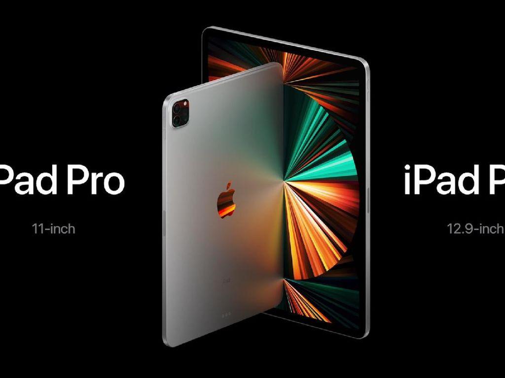Perbandingan iPad Pro 2021 dengan iPad Pro 2020, Perlu Upgrade?