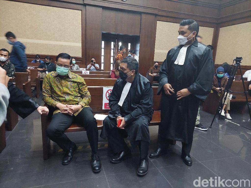Juliari Batubara Tak Ajukan Keberatan Usai Didakwa Rp 32,4 M