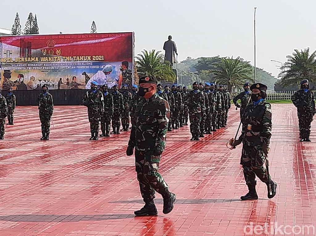 Hari Kartini, Kasum TNI Bicara Tantangan bagi Prajurit Wanita