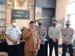 Digerebek Warga, Ketua DPRD Pasaman Barat Bantah Mesum dengan Staf