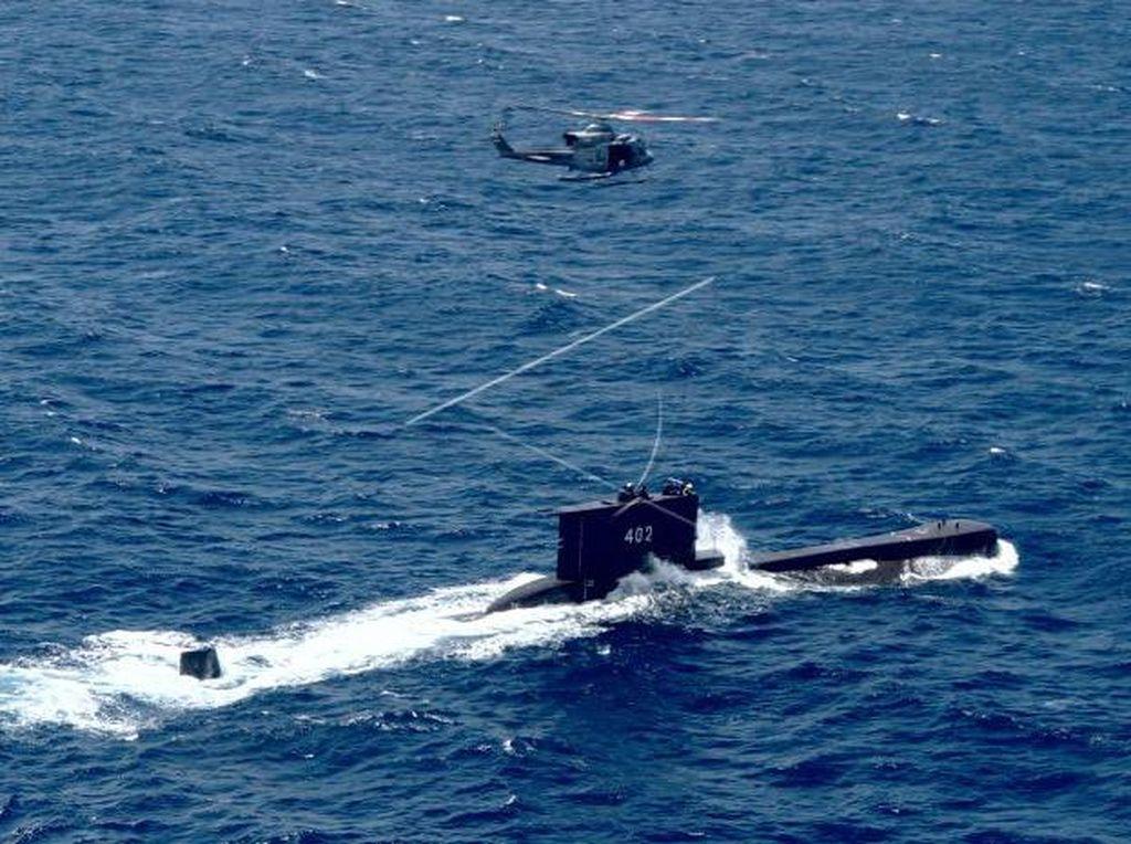 Kapal Selam KRI Nanggala-402 Hilang Kontak Sejak Tadi Subuh