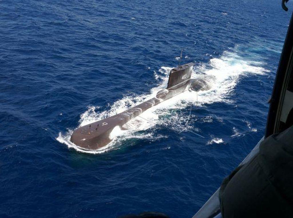 Fakta-fakta Sejauh Ini Kapal Selam Nanggala-402 Hilang Kontak di Bali