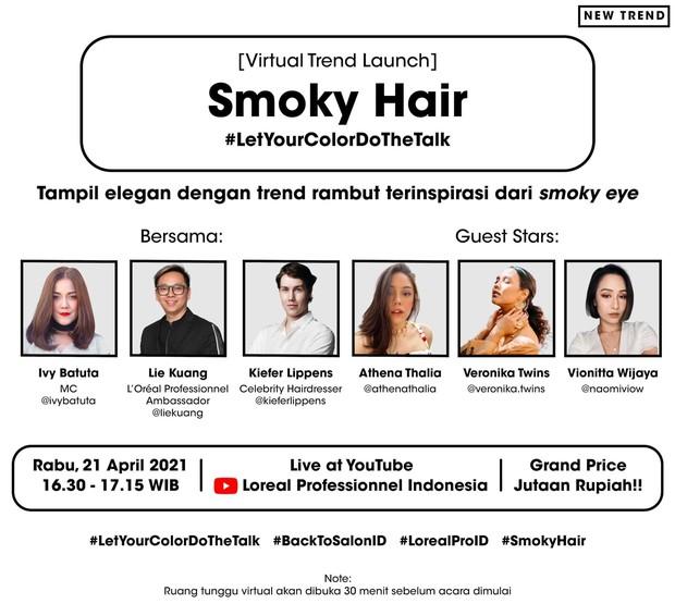 L'Oreal Professionnel Smoky Hair/L'Oreal Professionnel
