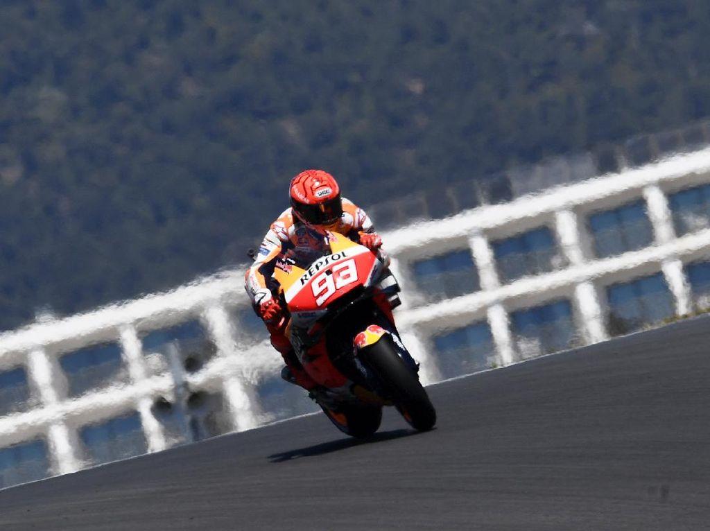 Marc Marquez, Kejutan di Awal MotoGP 2021 Menurut Capirossi