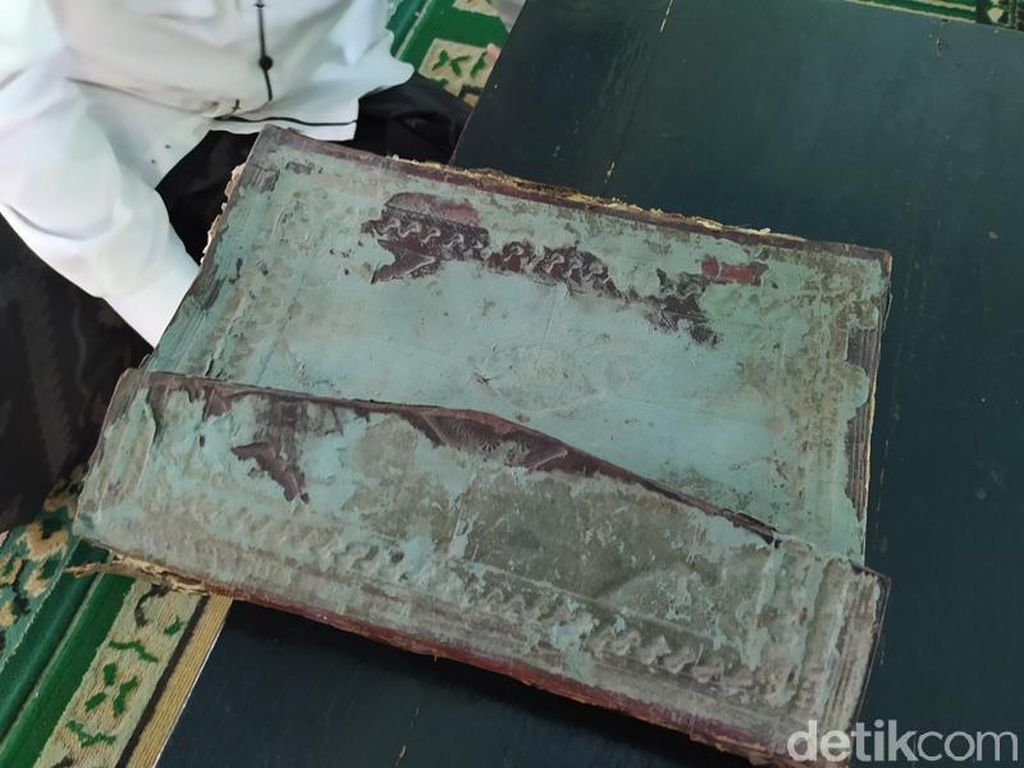 Melihat Al-Quran Tulisan Tangan Pangeran Diponegoro