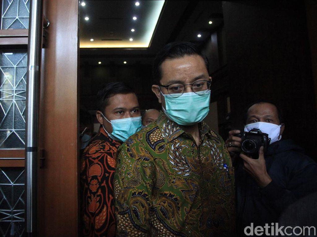 Juliari Batubara Dieksekusi ke Lapas Tangerang yang Baru Kebakaran