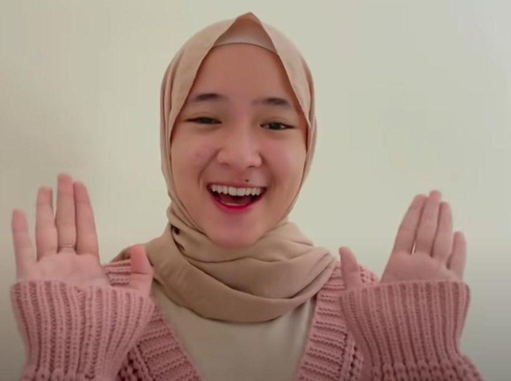 Nissa Sabyan Jawab soal Video Elus Perut Dikira Hamil