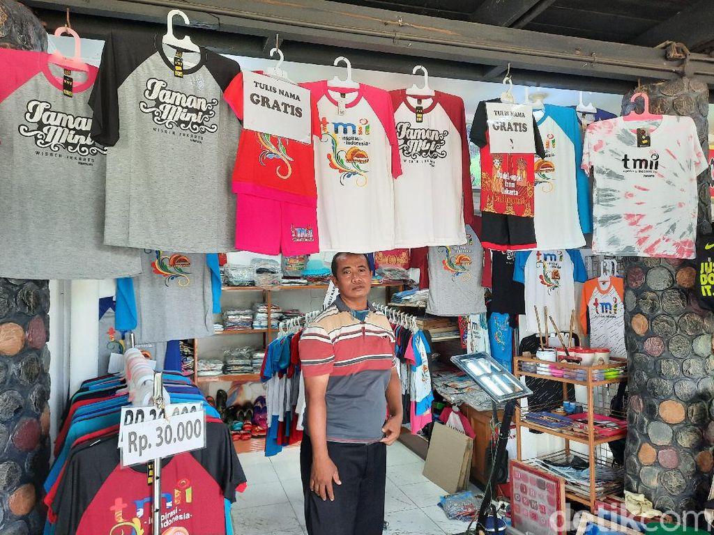 TMII Dikelola Negara, Pedagang: Kami Ingin Tetap Jualan di Sini