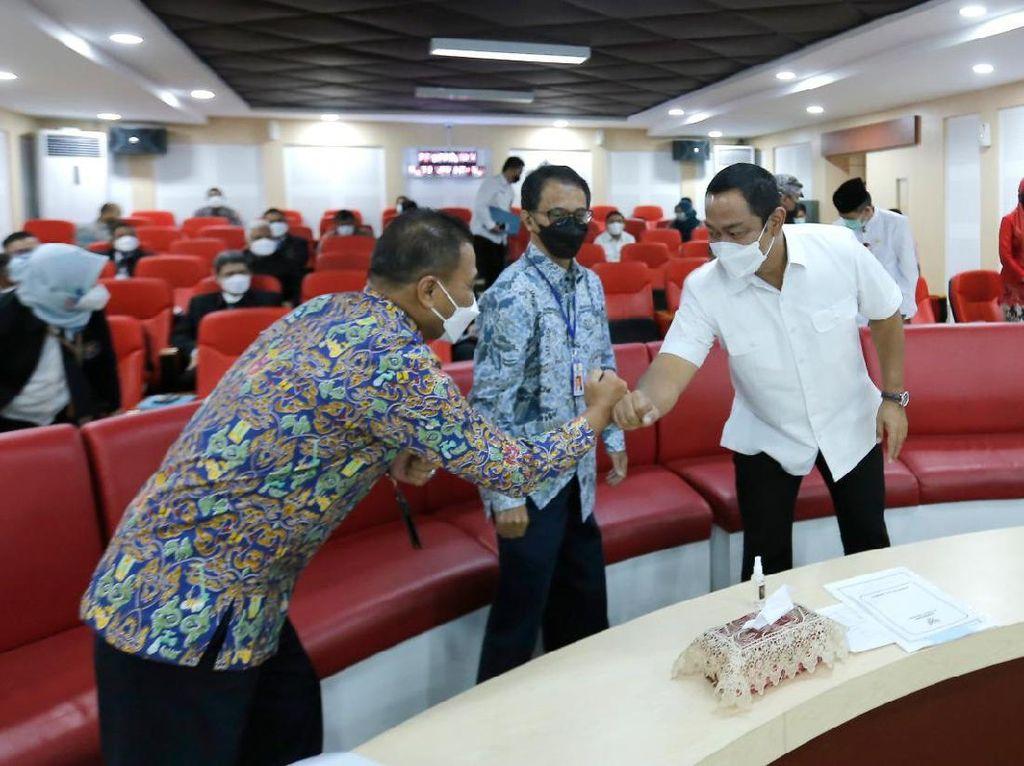 Terima Rombongan PUPR, Walkot Semarang Tekankan Sinergi Daerah-Pusat