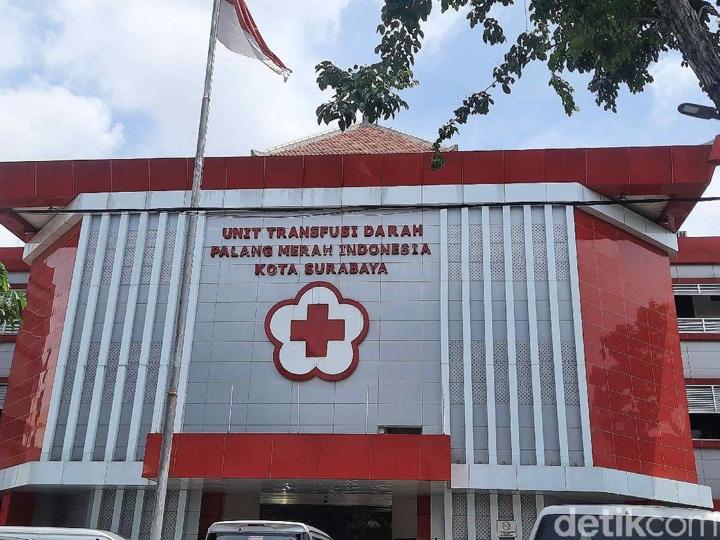 Ayo Donor! Stok Darah di PMI Surabaya Hampir Habis