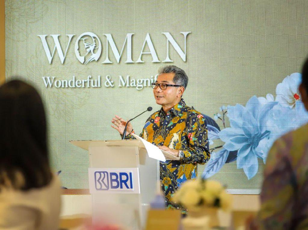 Kesetaraan Gender Dinilai Tingkatkan Kinerja BRI & UMKM Indonesia