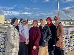 Kisah Mahasiswa RI Puasa di Tunisia: Tak Ada Beduk & Orang Jualan Takjil