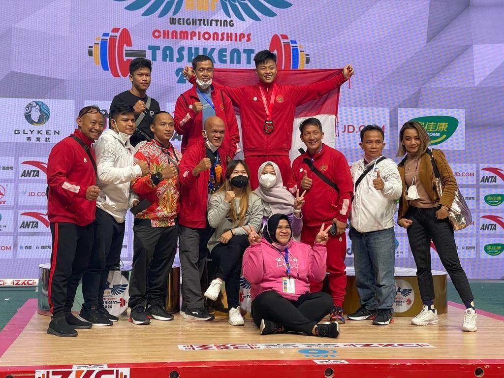 Cuma Raih 2 Perunggu di Kejuaraan Asia, PABSI Soroti Power Lifter
