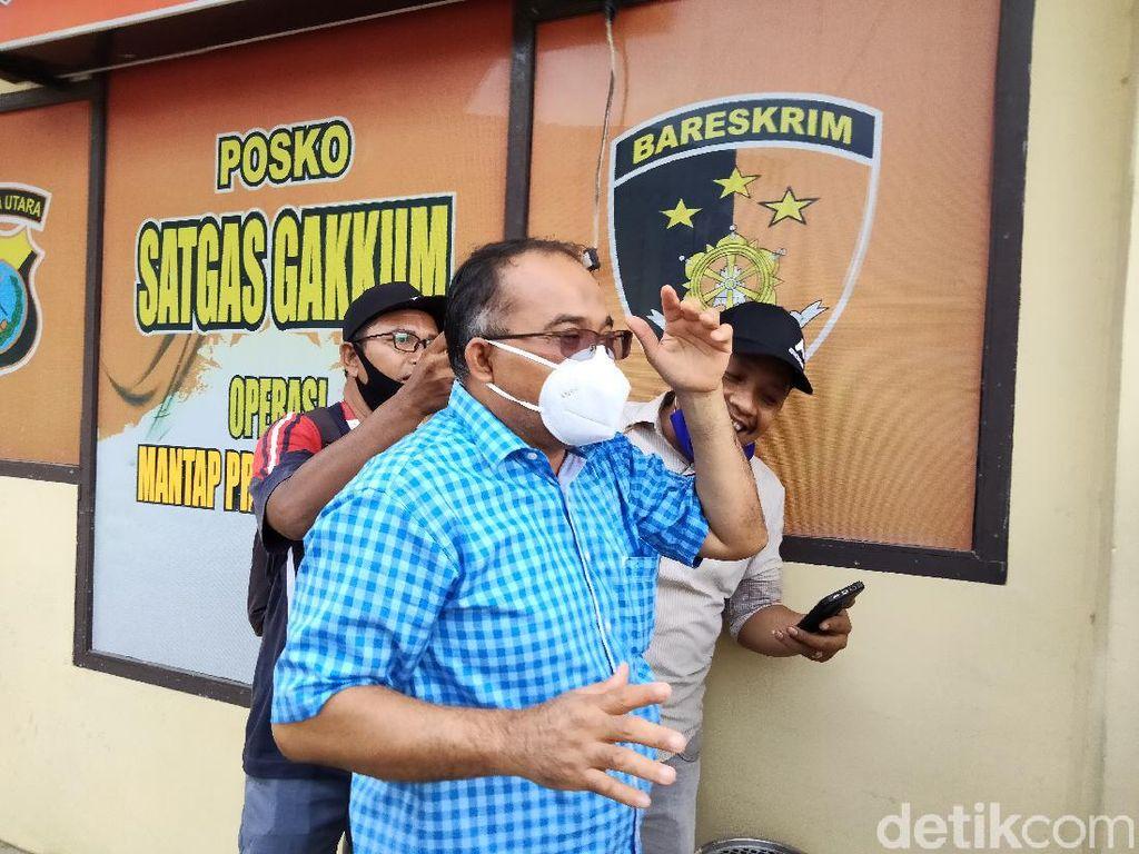 Sekda Tanjungbalai Yusmada Segera Disidang di Kasus Lelang Jabatan