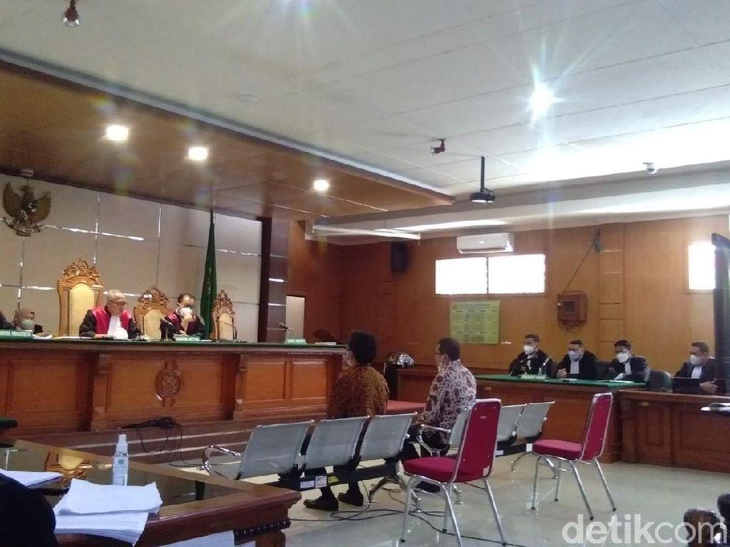 Terbukti Korupsi, 2 Eks Petinggi PT DI Divonis 4 dan Tujuh Tahun Bui