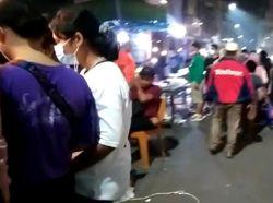 Potret Suasana Kuliner Kesawan yang Bikin Bobby Dipanggil Gubsu Edy