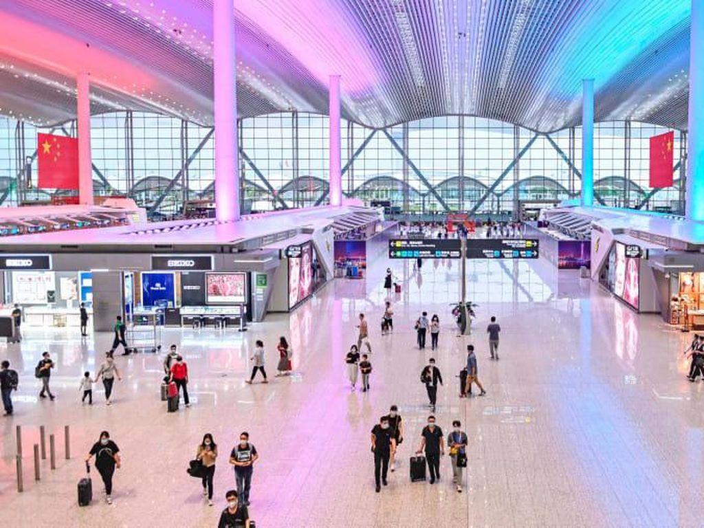 Foto 10 Bandara Tersibuk di Dunia