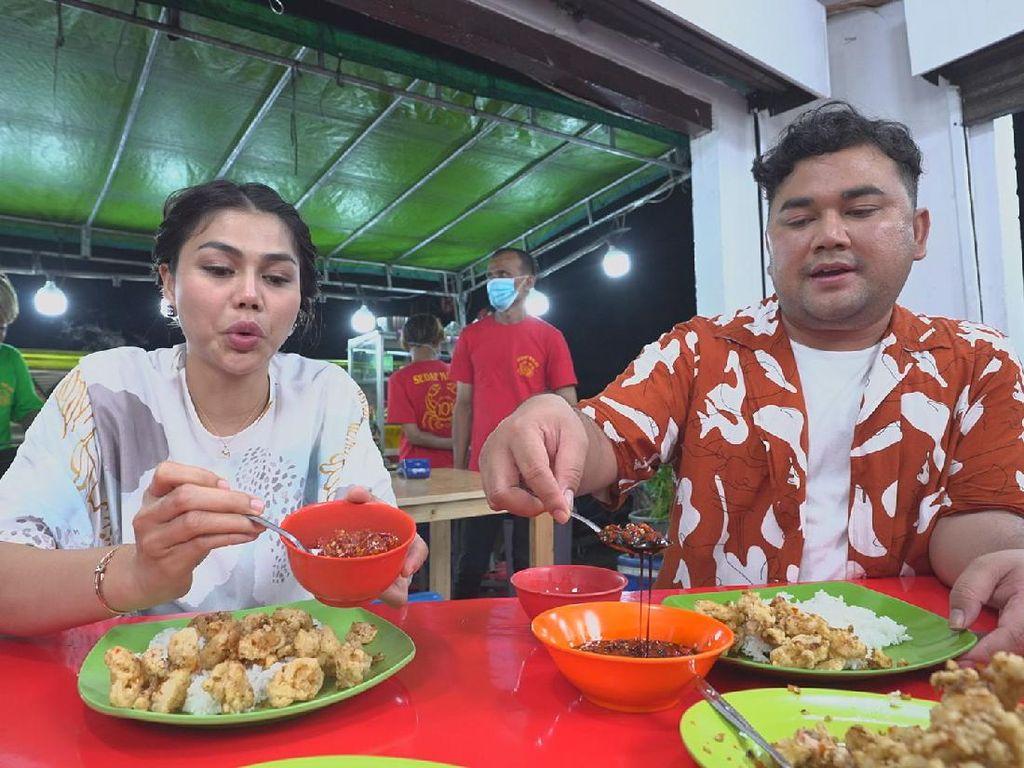 Bikin Laper! Hadiah Rp 500 Ribu Buat yang Nonton Ncess Nabati Makan Seafood
