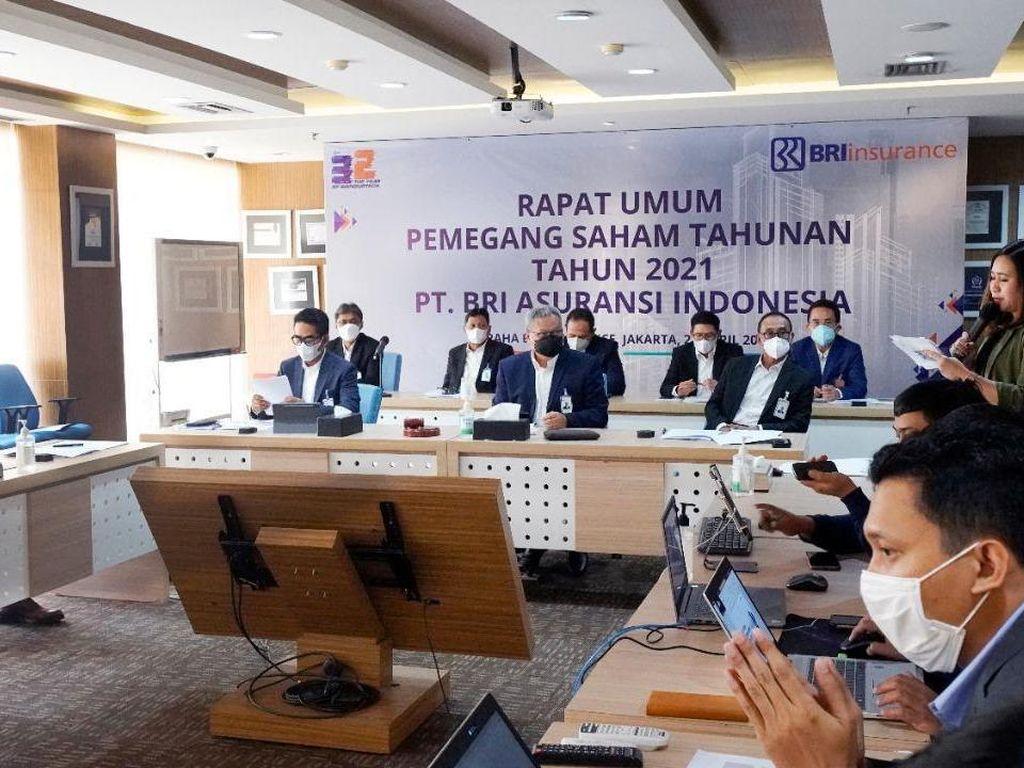 BRI Insurance Catat Laba Bersih Rp 204 M Sepanjang 2020