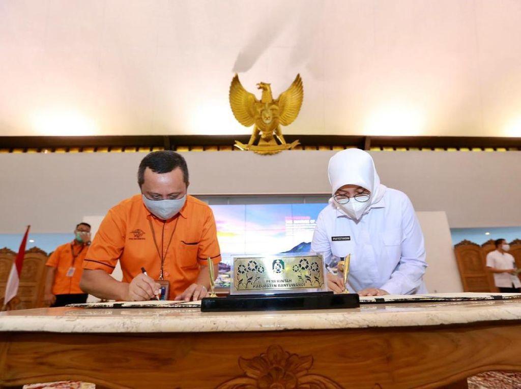 Horee... UMKM Banyuwangi Gratis Kirim Paket Lewat Pos Indonesia