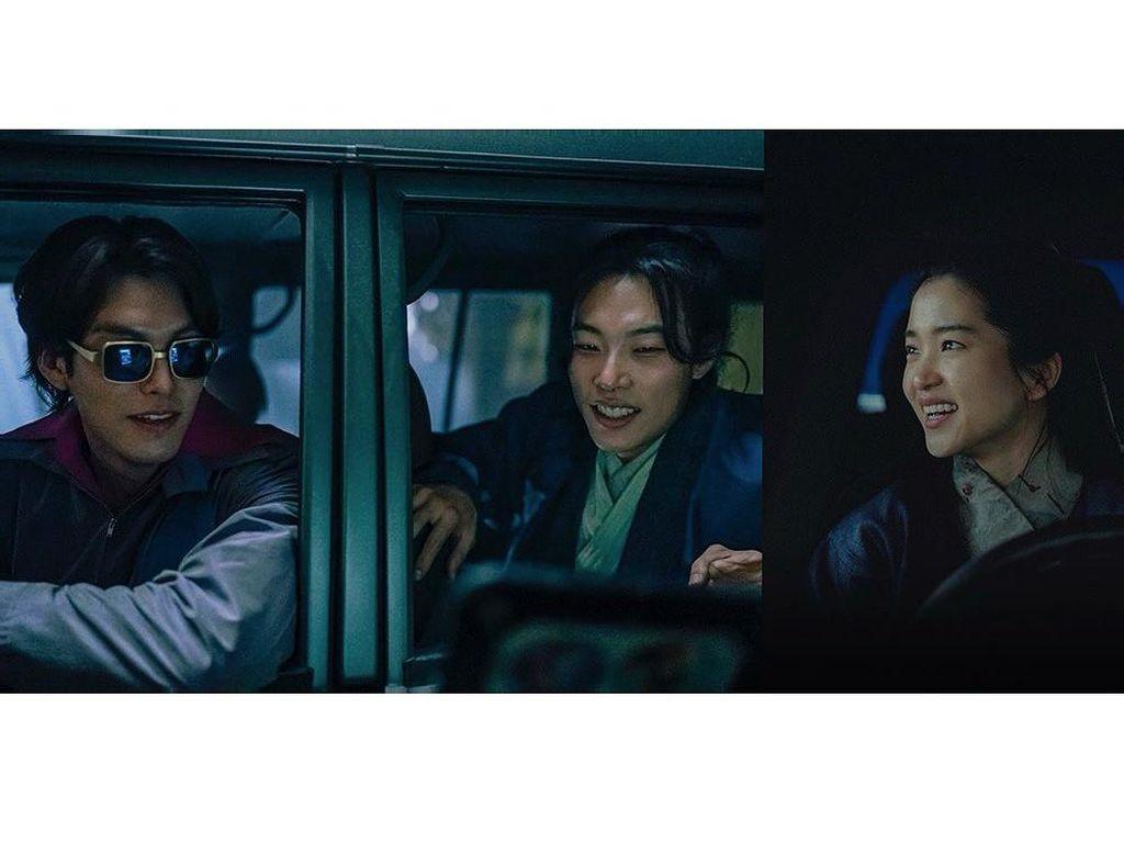 7 Fakta soal Alien, Film Baru Kim Woo Bin