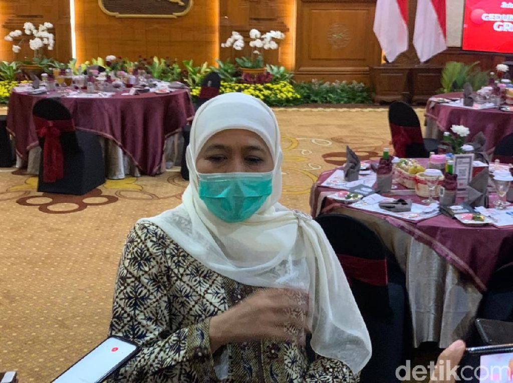 Batal Demo, Massa Buruh di Surabaya Pilih Dialog
