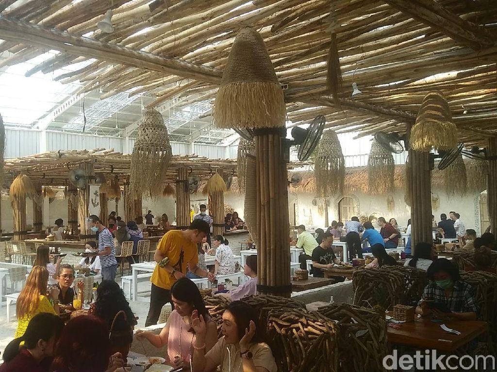 Bukan Bali, Ini Pantai di Alam Sutera
