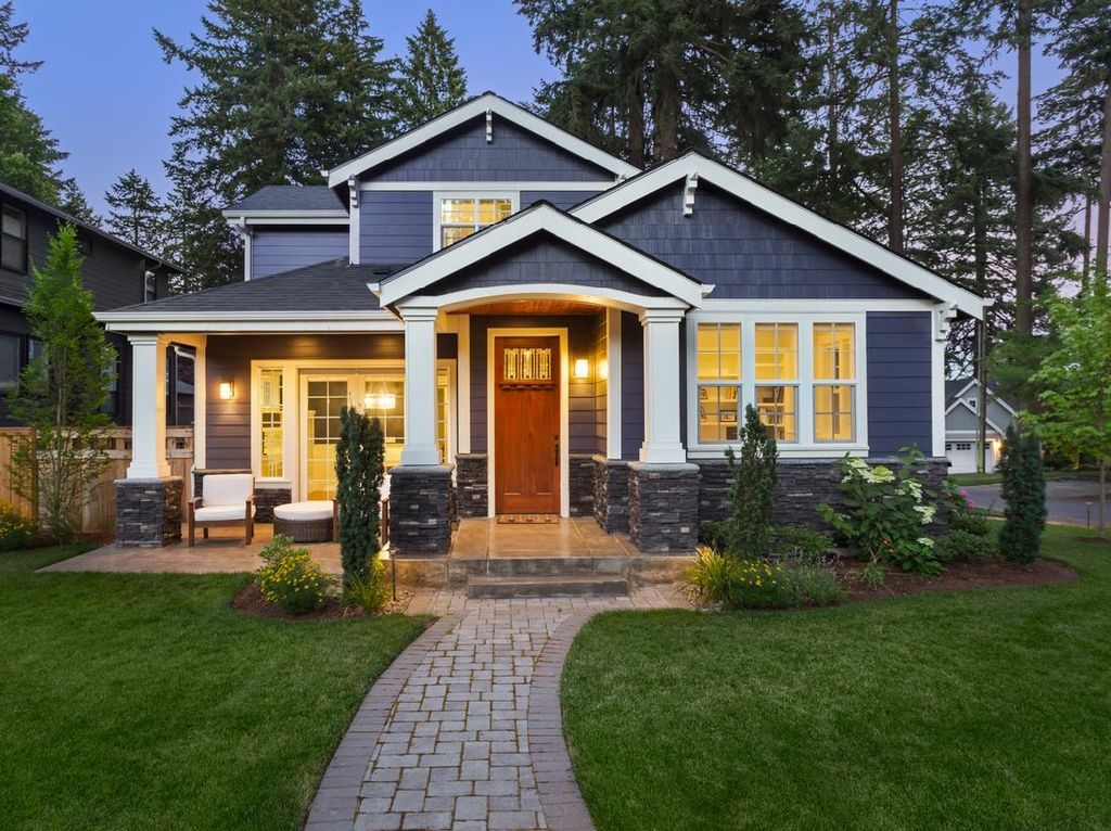 Tahukah Kamu, Kenapa Atap Rumah Orang RI Bentuknya Segitiga?