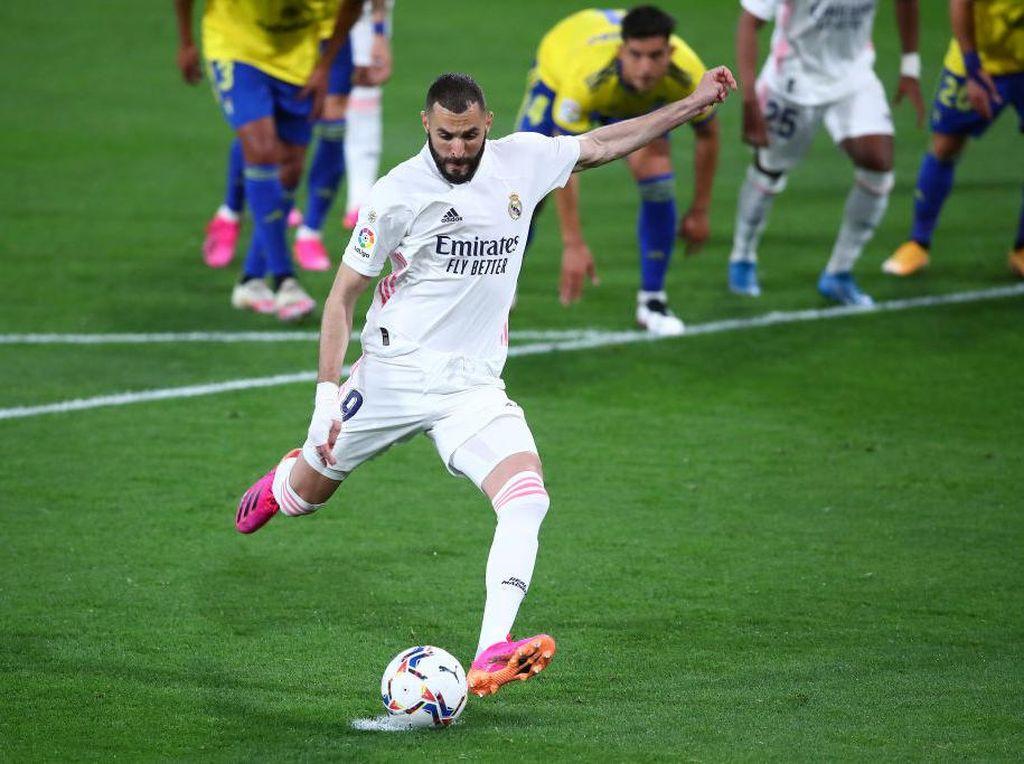 Setelah Sekian Lama, Akhirnya Real Madrid Dapat Penalti Lagi