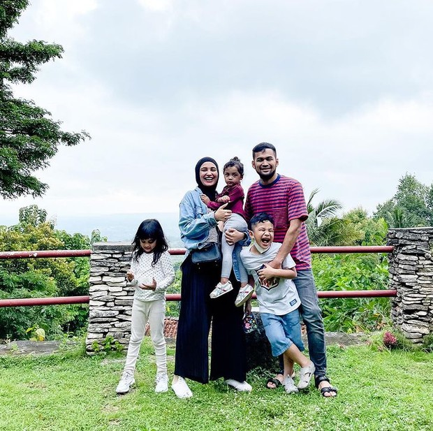 Keluarga Shireen Sungkar