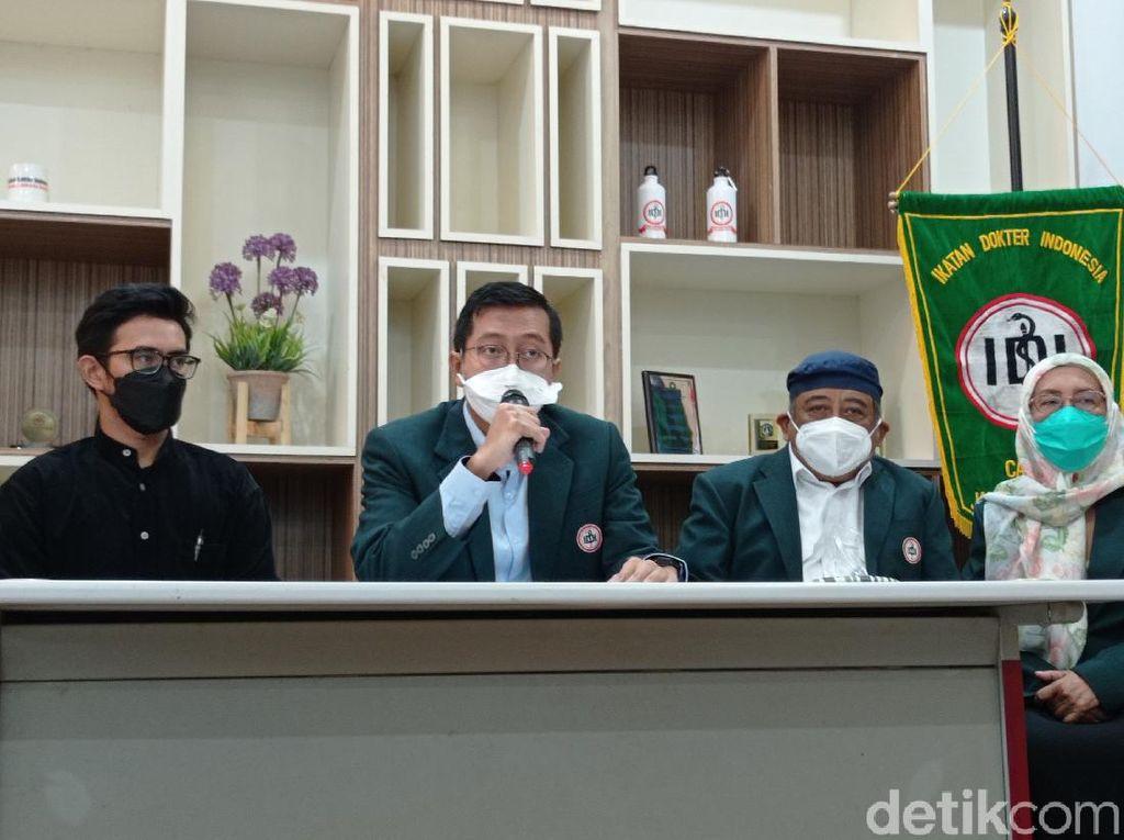 MKEK PB IDI Siapkan Fatwa soal Medsos bagi Dokter Usai Kasus dr Kevin