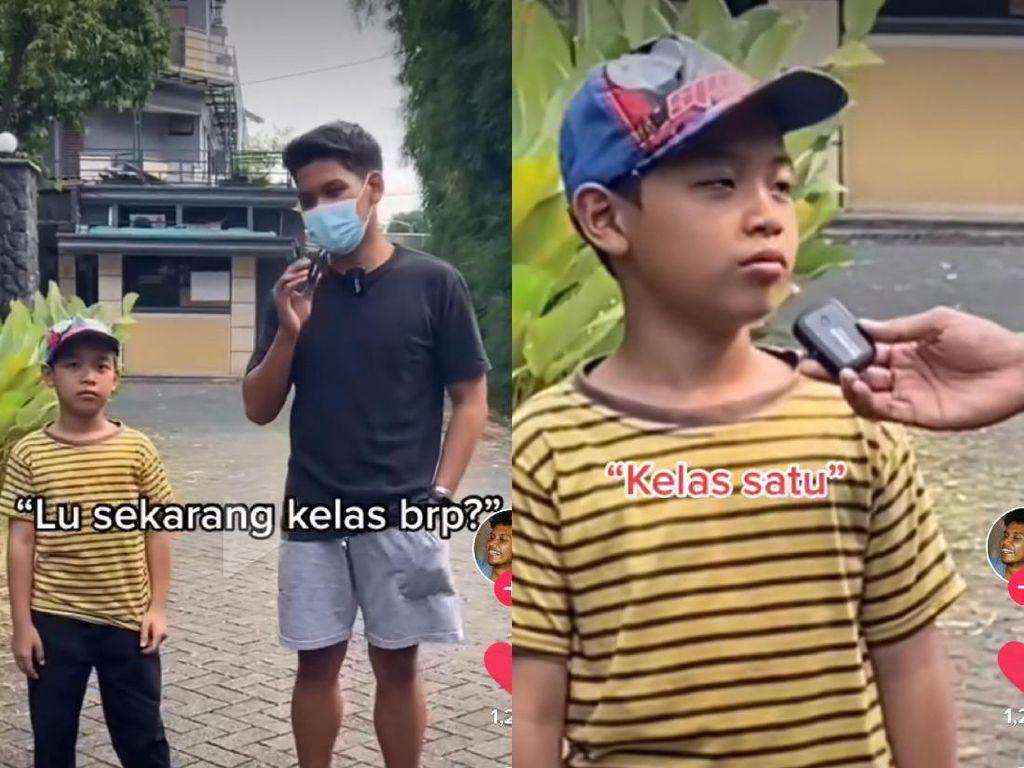 Viral Bocah yang Tak Tahu Akronim SD Ini Kata Pakar dan Tips untuk Ortu
