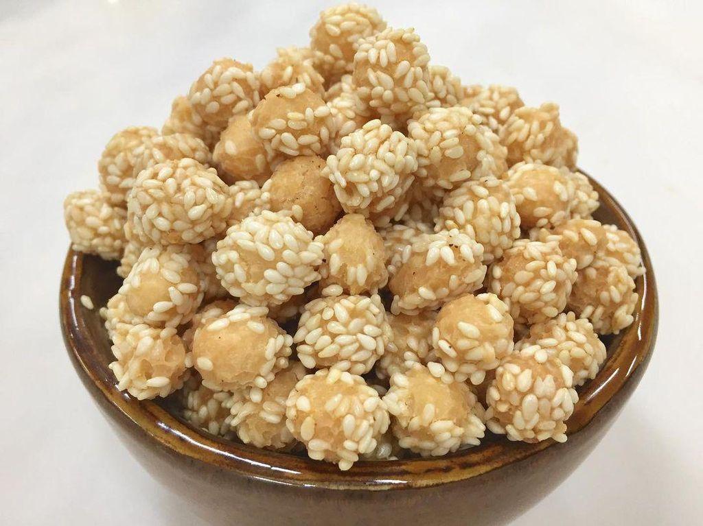 5 Kue Kering Tradisional, Ada Keciput dan Biji Ketapang