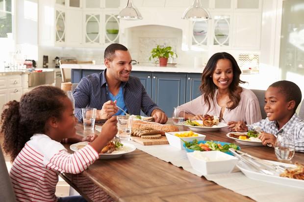 Makan Bareng Keluarga.