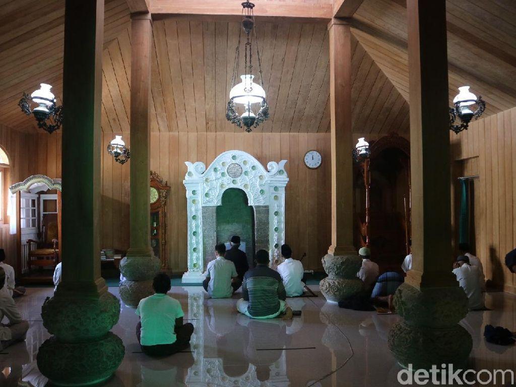 Konon Sunan Muria Pernah Membakar Masjid Lho, Bagaimana Ceritanya?