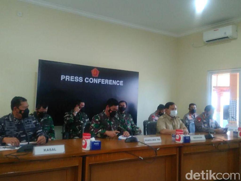 Prabowo Ungkap Rumit dan Bahayanya Latihan Perang TNI