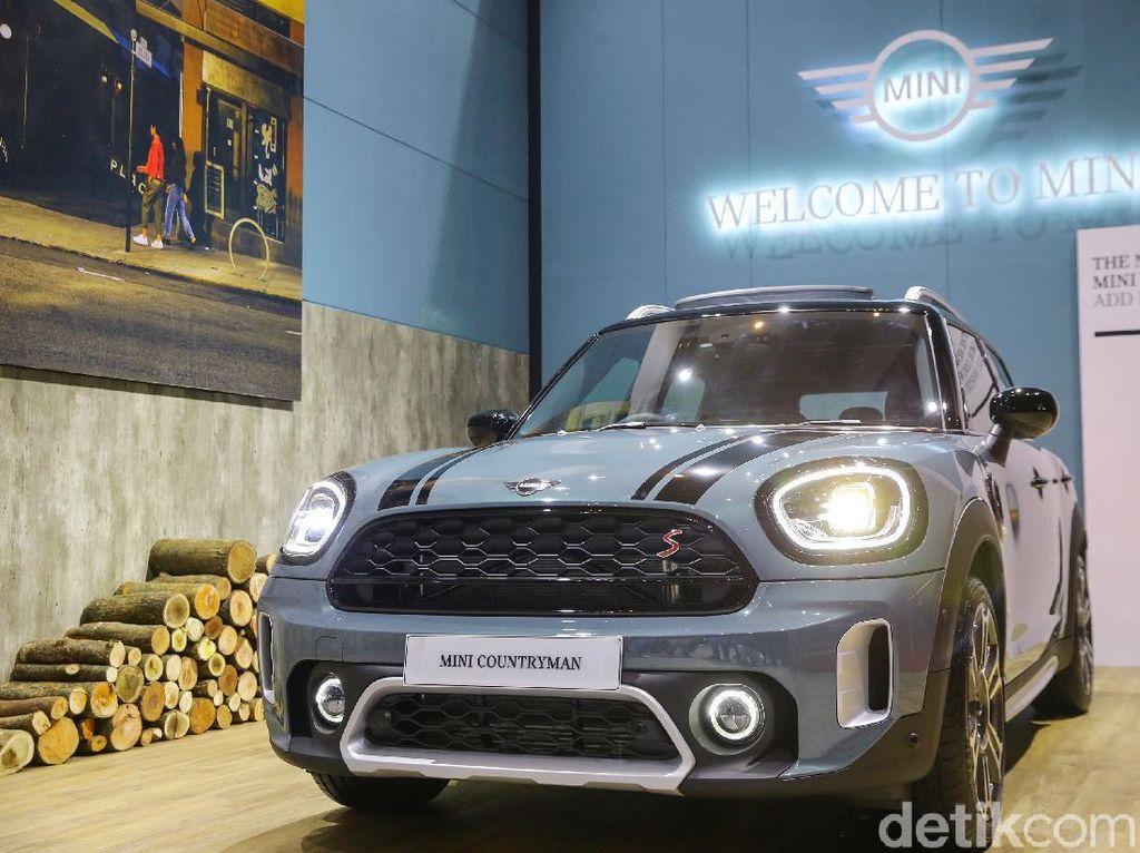 MINI Countryman Made in Indonesia Mejeng di IIMS Hybrid 2021