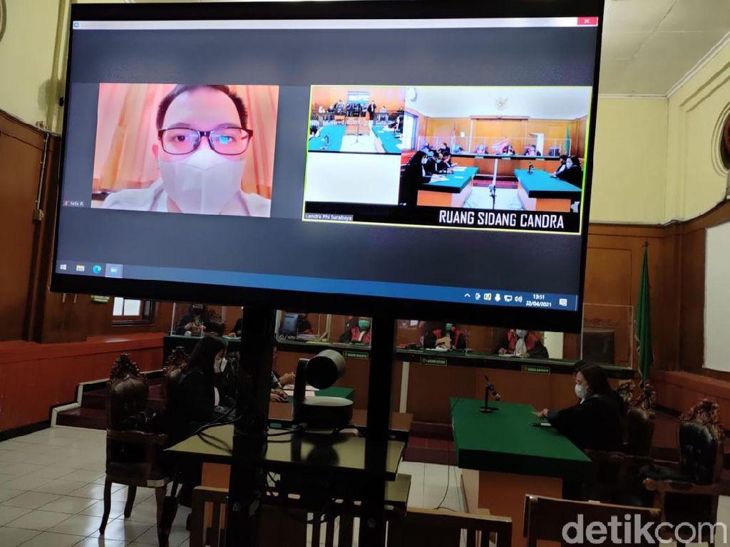 Terdakwa Penipuan Tambang Nikel Divonis 2 Tahun 6 Bulan Penjara
